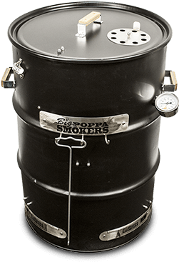 Big Poppa Drum Smoker Kit