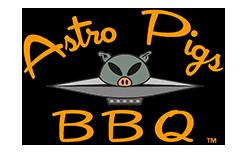 Astro Pigs BBQ Logo