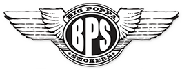 Big Poppa Smokers Sauces Logo