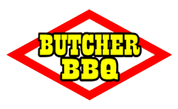 Butcher BBQ Sauces Logo