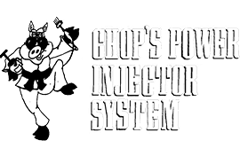 Chop's Power Injector Logo