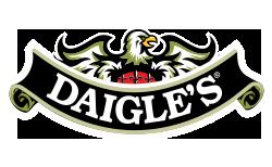 Daigle's BBQ Sauce Logo