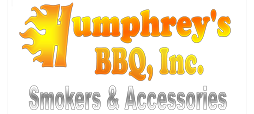 Humphrey's BBQ Smokers Logo