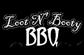 Loot N' Booty BBQ Rubs Logo