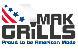 MAK Grills Accessories Logo