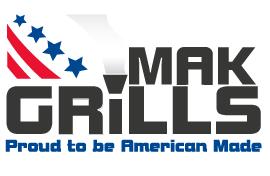MAK Grills Logo