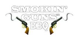 Smokin' Guns BBQ Sauces Logo