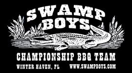 Swamp Boys Rubs Logo