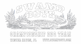 Swamp Boys BBQ Sauces Logo