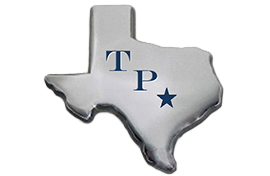 Texas Premium Charcoal Logo