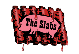 The Slabs  Logo