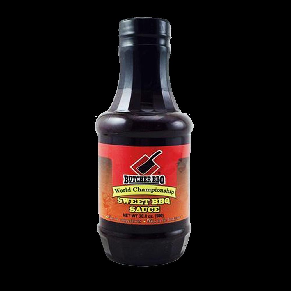 Butcher Bbq Sweet Bbq Sauce - ...