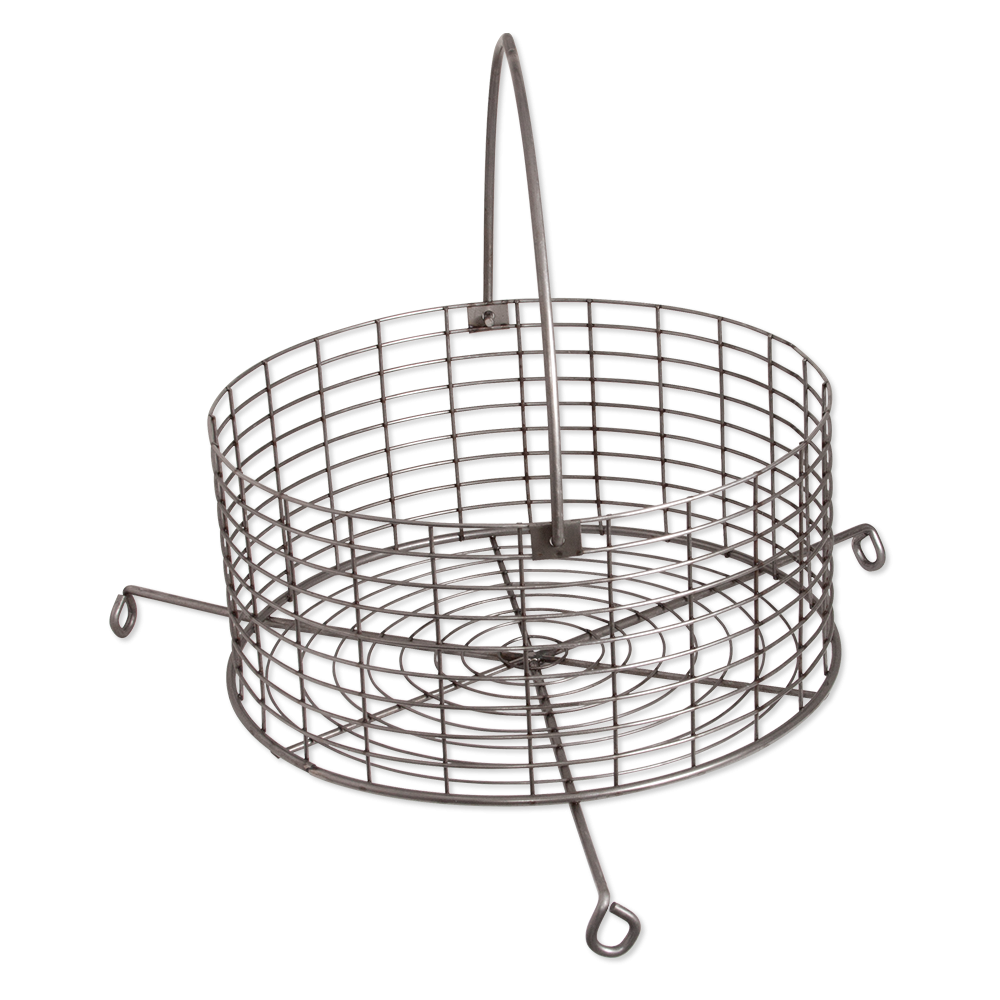 Bps Drum Smoker Charcoal Nest