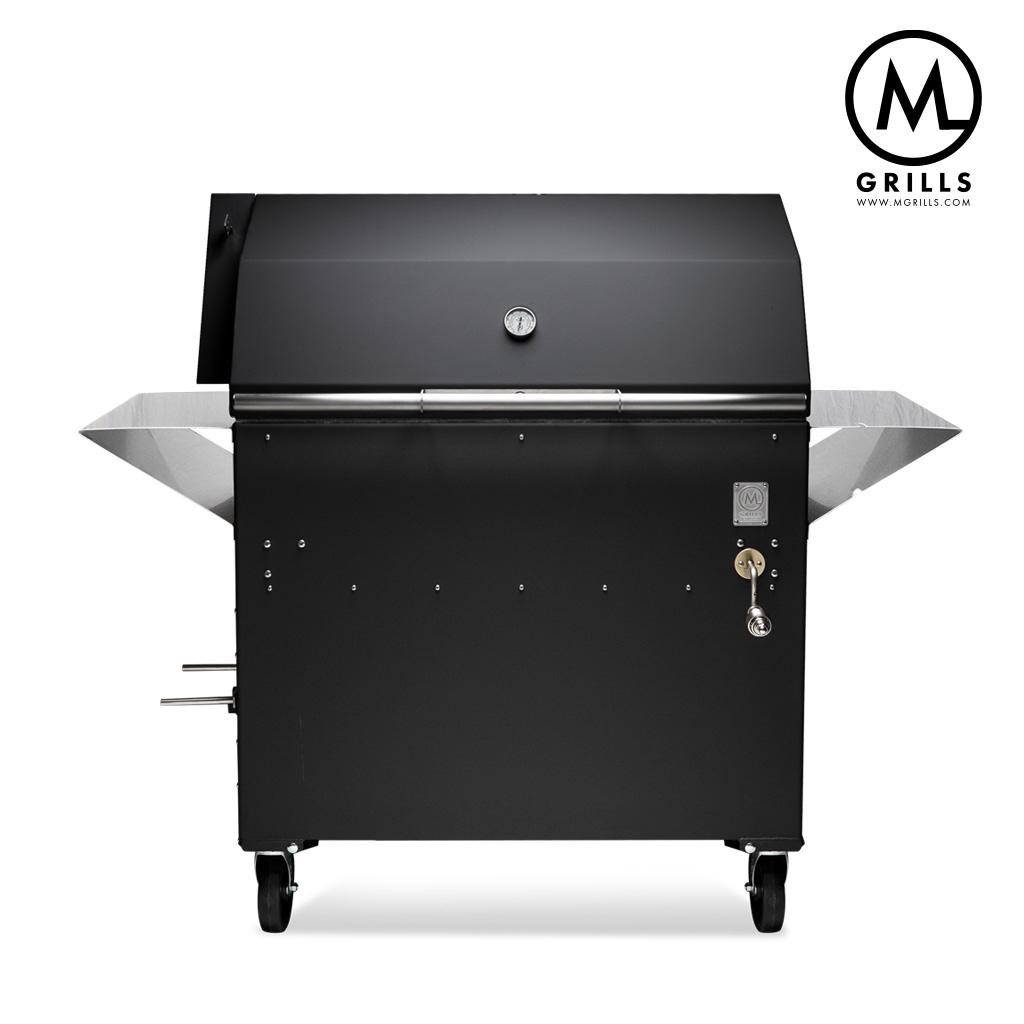 M36 Charcoal Grill Wood Smoker