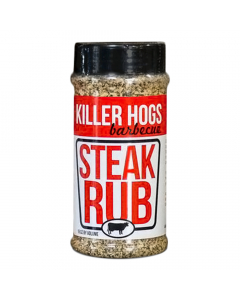 Killer Hogs Steak Rub - 16 oz.