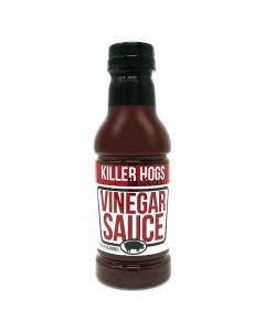 Killer Hogs Vinegar Sauce -  16 oz.