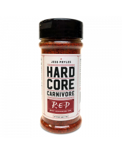Hardcore Carnivore Red - 6.25oz