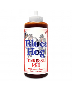 Blues Hog Tennessee Red Sauce - Squeeze Bottle