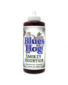 Blues Hog Smokey Mountain BBQ Sauce - Squeeze Bottle