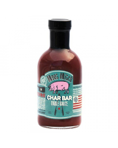 Meat Mitch Char Bar Table Sauce -  19oz
