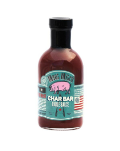 Meat Mitch Char Bar Table Sauce -  19oz