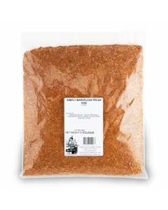 Simply Marvelous BBQ Pecan BBQ Rub - 5lb Bag