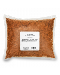 EAT BARBECUE The Most Powerful Stuff BBQ Rub - 5lb bag