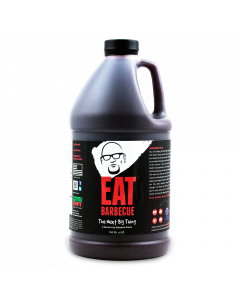 EAT BARBECUE The Next Big Thing BBQ Sauce - 1/2 gallon