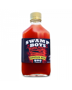 Swamp Boys Bootleg Red Vinegar Sauce - 7oz