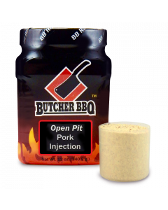 Butcher BBQ Pork Injection - Open Pit Flavor 1lb