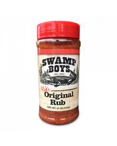 Swamp Boys Rub's Original Rub - 12oz