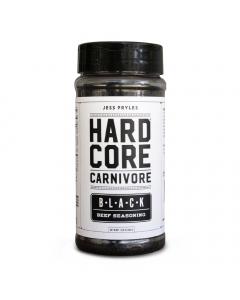 Hardcore Carnivore Black - 13 oz