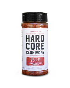Hardcore Carnivore Red - 11oz