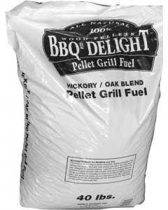 BBQr's Delight Hickory Pellets