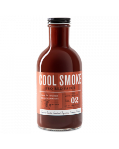 Cool Smoke BBQ Red Sauce
