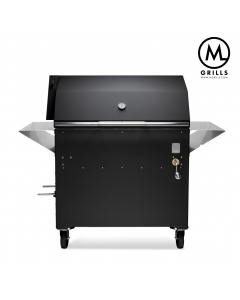 M36 Charcoal Grill & Wood Smoker