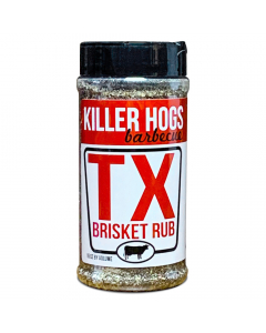 Killer Hogs TX Brisket Rub - 16 oz.