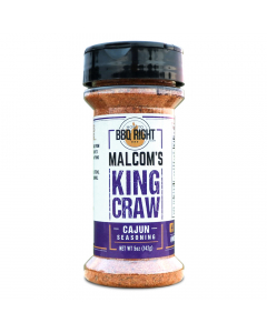 Malcom's King Craw Cajun Seasoning - 5 oz.