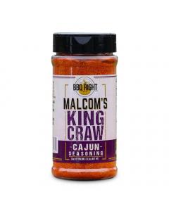 Malcom's King Craw Cajun Seasoning - 16 oz.