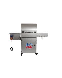 All Stainless Steel MAK 2 Star Grill & Smoker