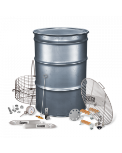 BPS Carbon Drum Smoker Kit