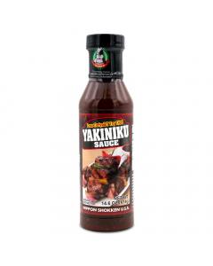 Nippon Shokken Yakiniku Sauce - 14.6oz