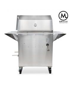 M1 Stainless Steel Grill & Smoker