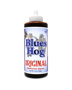 Blues Hog Original BBQ Sauce - Squeeze Bottle