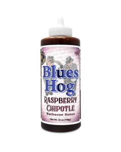 Blues Hog Raspberry Chipotle BBQ Sauce - Squeeze Bottle