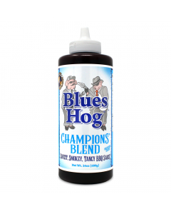 Blues Hog Champions' Blend BBQ Sauce - Squeeze Bottle