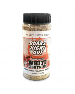 Boars Night Out Spicy White Lightning -  14 oz.