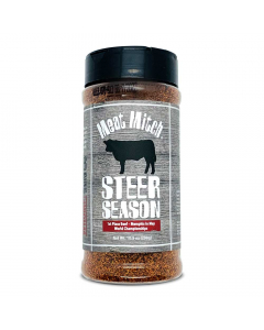 Meat Mitch Steer Season Rub - 10.5 oz