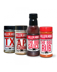 Killer Hogs BBQ Bundle