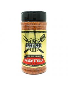 Dead Bird BBQ Steak & Beef - 12 oz